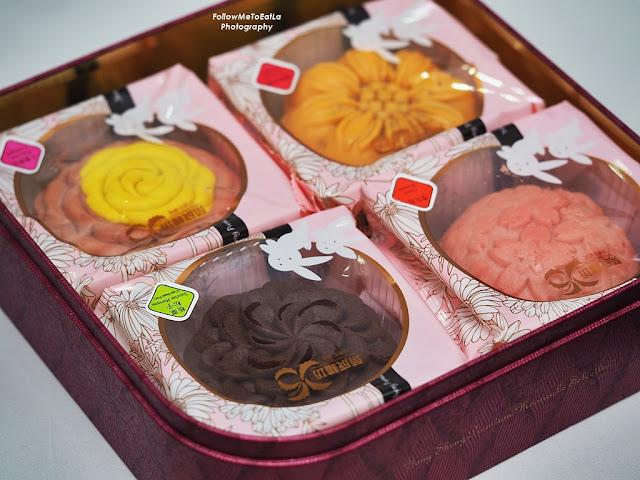 YONG SHENG Mooncakes 2017 Mid-Autumn Mooncake Festival