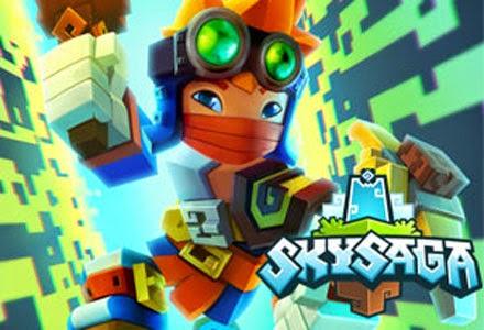 غلاف لعبة سكاي ساجا skysaga