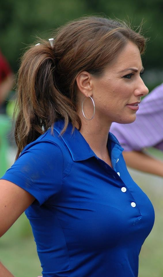 Hot Female Golfers Pictures Collection - Resume Examples