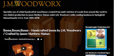 J.M. WOODWORX PROJECT