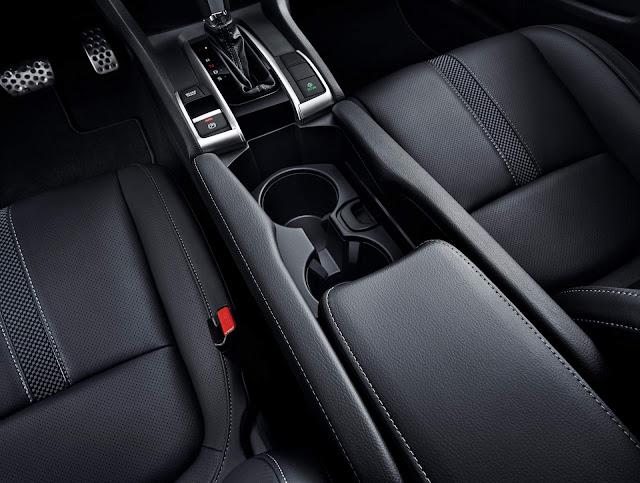Novo Honda Civic 2019 - interior