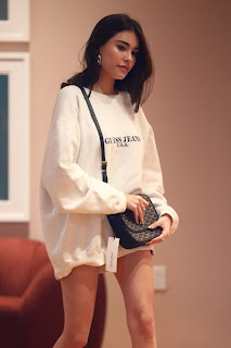 Madison Beer Shoping In West Hollywood
