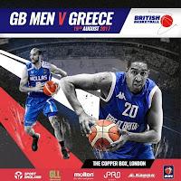 Δύο φιλικά με την Μεγάλη Βρετανία θα δώσει η εθνική basket