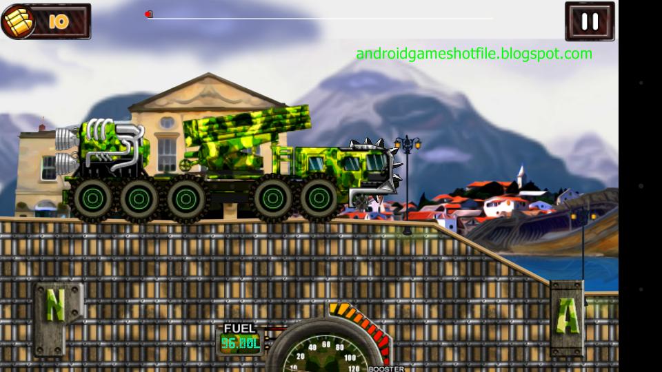 Earn To Die Police Car Games