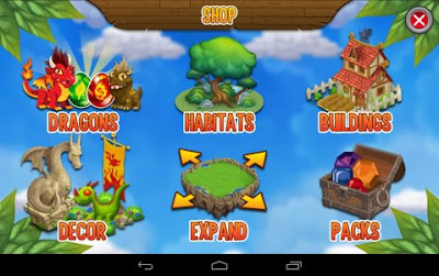 Dragon City for Android