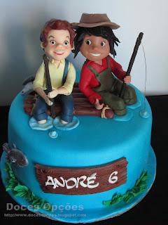 Tom Sawyer cakes