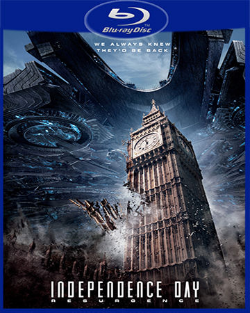 Independence Day: O Ressurgimento (2016) Web-DL 720p/1080p Torrent Dublado