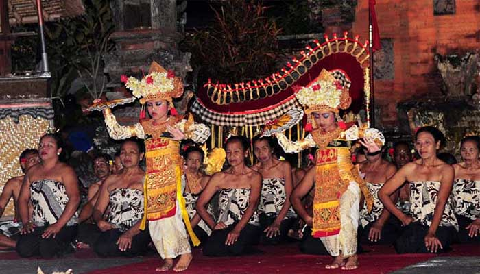 Tari Sanghyang, Tarian Tradisional Dari Bali