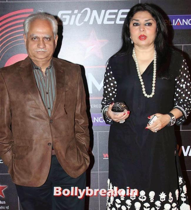 Ramesha and Kiran Sippy, Global Indian Music Awards 2014 Pics