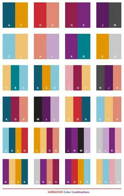 Color gorgouse