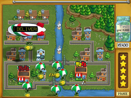 Download Game Pizza Frenzy Deluxe Full Version Untuk PC/Laptop height=