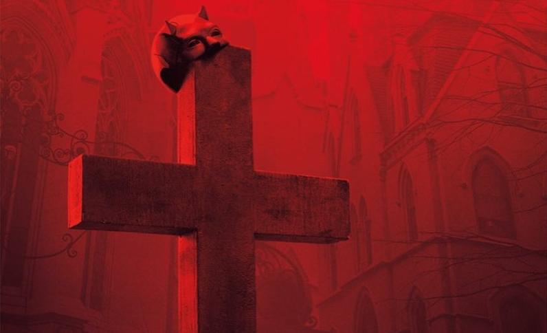 Demolidor poster 3 temporada