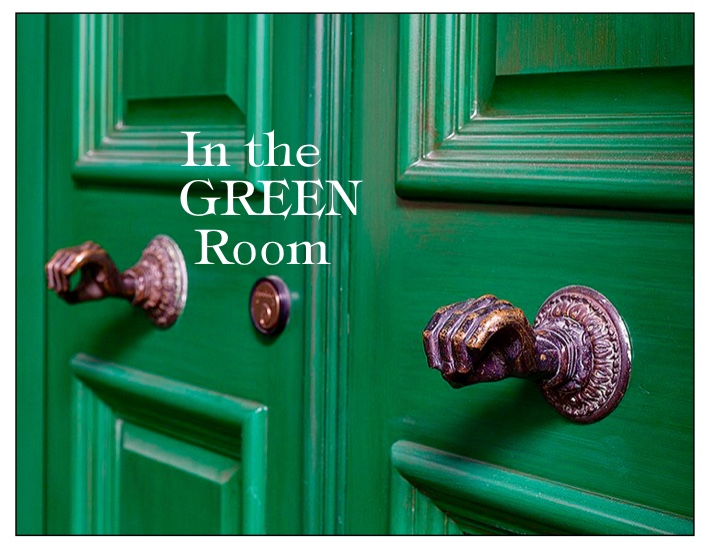 Home and Art: In the Green Room