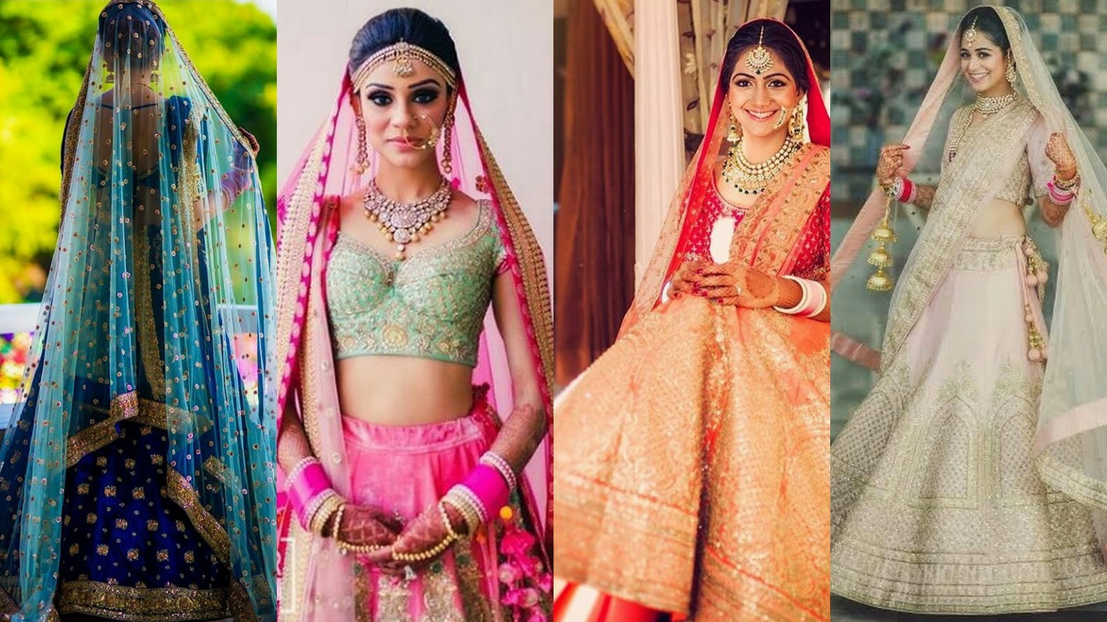 Bride,Indian tradition,LEHENGA,Bridal lehenga,golden lehenga,bridal jewellery,designer lehenga,blue lehenga,pink lehenga,double duppatta,off the beat lehenga,orange lehenga,summer bride,winter bride
