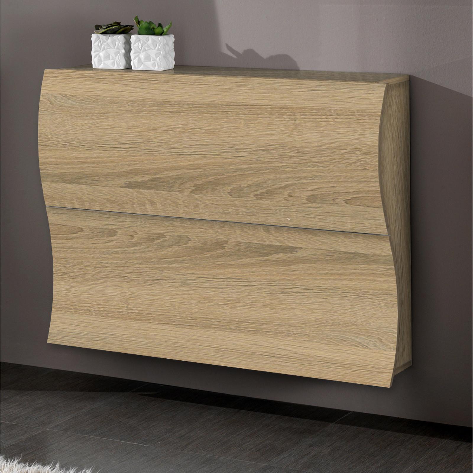 Onda design la pi bella scarpiera per la tua casa cuore for Scarpiera design ingresso