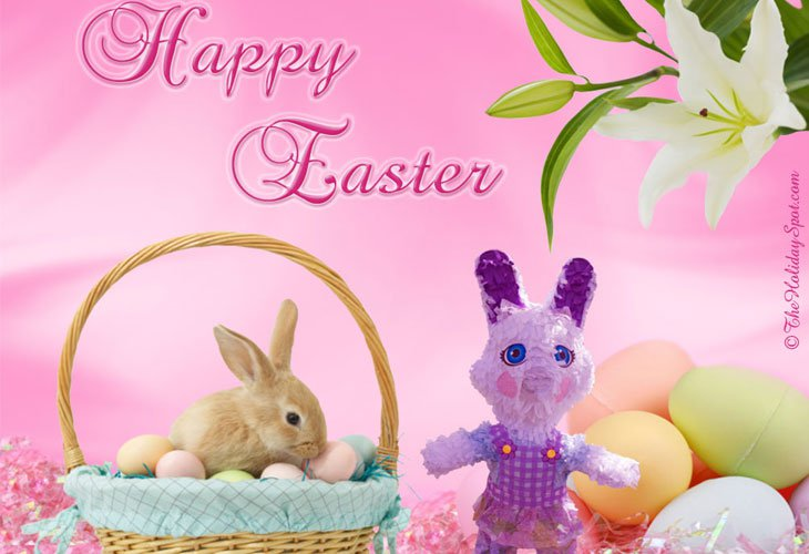 Easter Wallpaper Bunny
