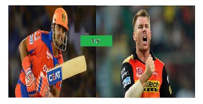 Match prediction Gujarat vs hyderabad ipl 2017