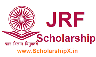 JRF Scholarship 2017-18
