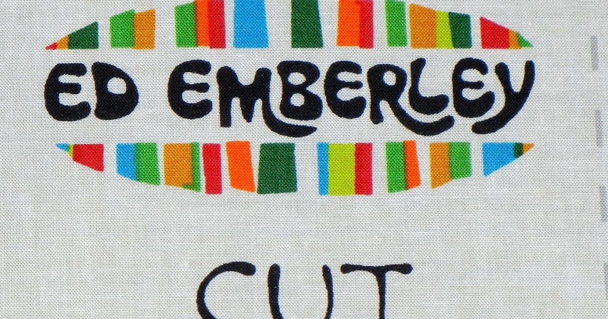 Quilters Crossing Ed Emberley Has Arrived