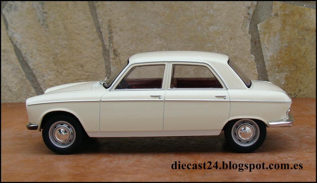 1 24 miniaturas peugeot 204 auto vintage de luxe collection hachette 1 24 entrega 19. Black Bedroom Furniture Sets. Home Design Ideas