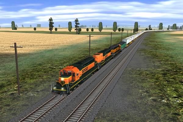 تنزيل لعبة قيادة القطارات للاندرويد برابط مباشر