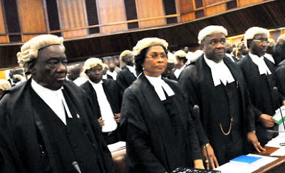 Legal practitioners committee strips lawyer of SAN award
