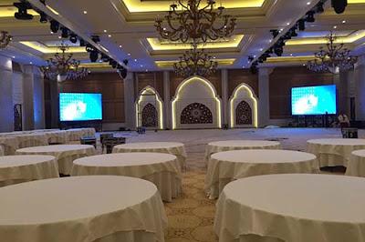 Đơn vị cung cấp lắp đặt màn hình led p3 indoor tại Quảng Ninh