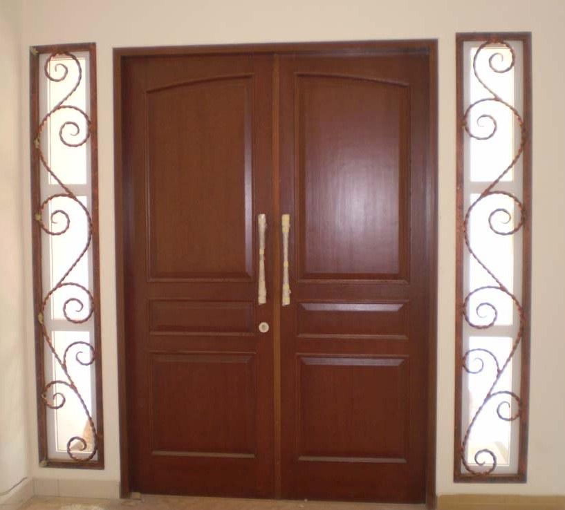 contoh model pintu minimalis rumah - desain gambar ...