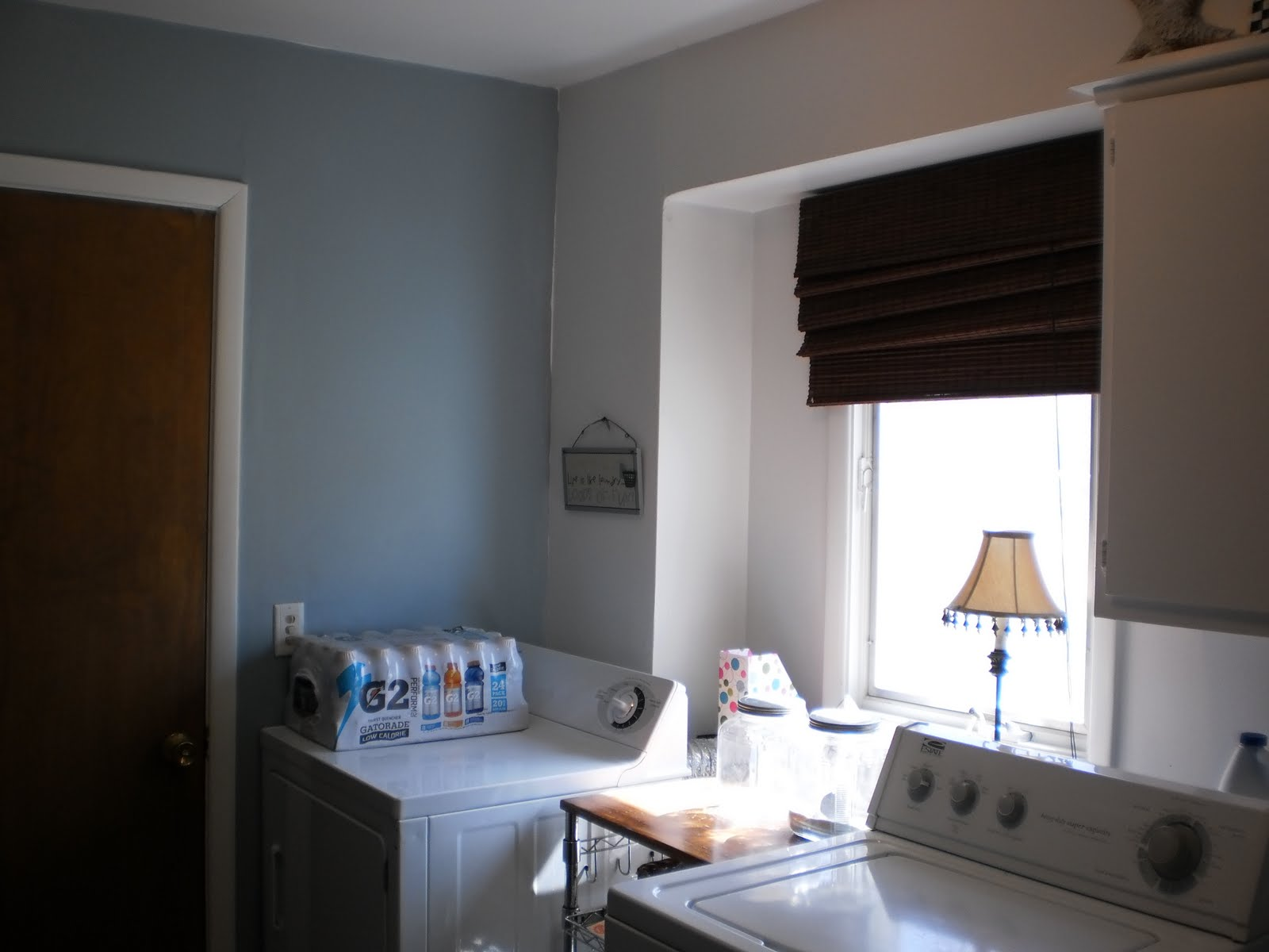 Home Preferred: Laundry Room and Craft Closet