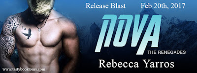 Release Blast & Giveaway:  Nova – Rebecca Yarros