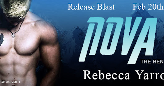 Tasty Release Blast & Giveaway: Nova: The Renegades #2 by Rebecca Yarros