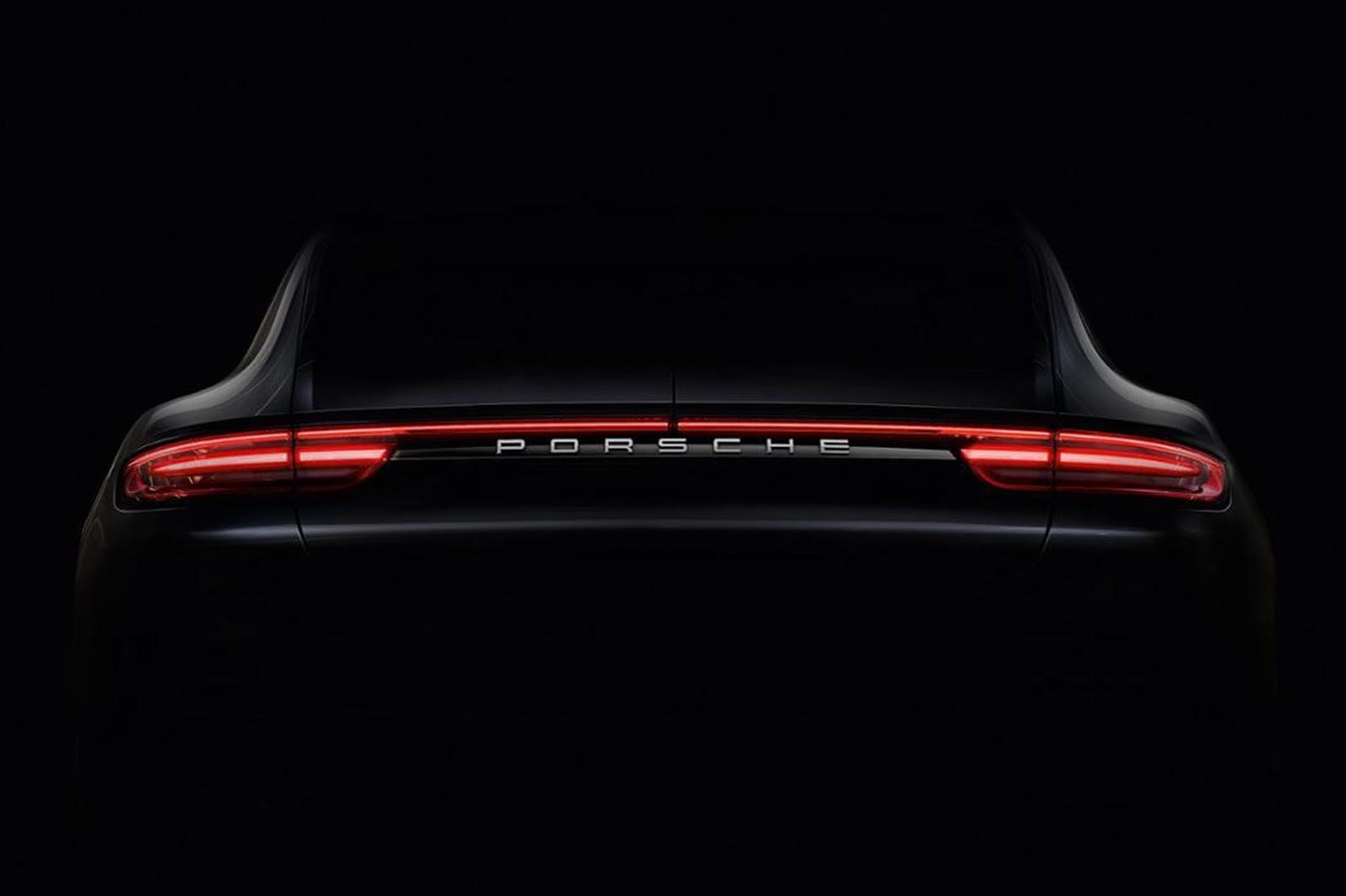 Xe Porsche Panamera 4S 3.0 V6 và 4.0 V8 Turbo Đời 2019 Model 2020 panamera 4s màu xanh