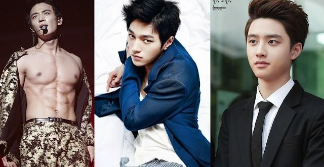 Top 16 thần tượng được cộng đồng gay Hàn yêu thích nhất