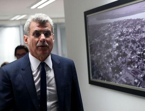 PF faz operação ligada a inquérito que investiga Jucá