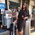 Genevieve Nnaji Touch Down Canada Stylishly for TIFF