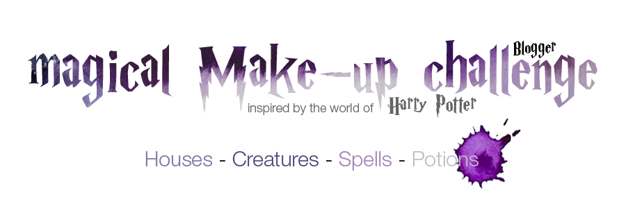 Harry Potter Make-up Challenge