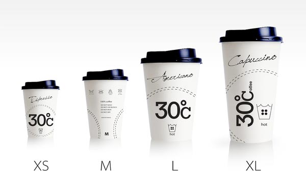 25 Creative Examples of Paper Cup Designs - Jayce-o-Yesta