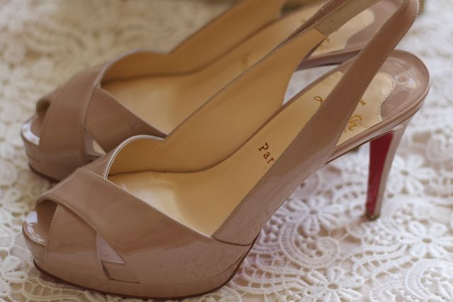1baf58567b8 I have one other pair of Christian Louboutin shoes and comfortable they are  not. They are the Simple pump and whilst they look smart they are  unbearable to ...