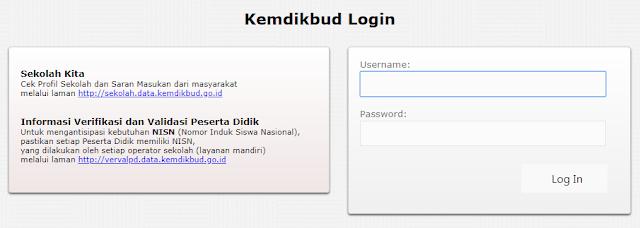 halaman login sdm.data.kemdikbud.go.id