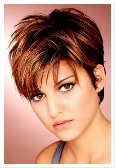 Fantastic The Trend Of Beautiful 2014 Short Hairstyles Perfection Hairstyles Hairstyle Inspiration Daily Dogsangcom