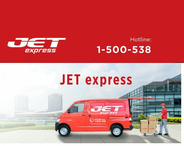 Lowongan Kerja JET Express Lulusan SMA, D3, S1 Posisi : Customer Services, Branch Head, Sales Executive dan Network Traffic Controller