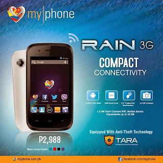 MyPhone Rain 3G