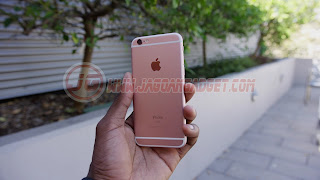 iPhone 6S Black Market Hands on Rose Gold