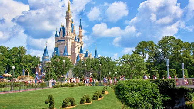 Parque Magic Kingdom de Disney en Orlando