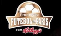 Promoção Futebol em Paris com Kellogg's www.promocaofutebolparis.com.br
