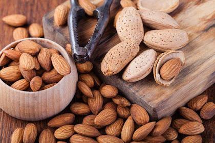 Jenis Makanan Yang Mengandung Vitamin E Terbanyak