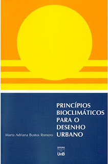capa livro Princípios Bioclimáticos