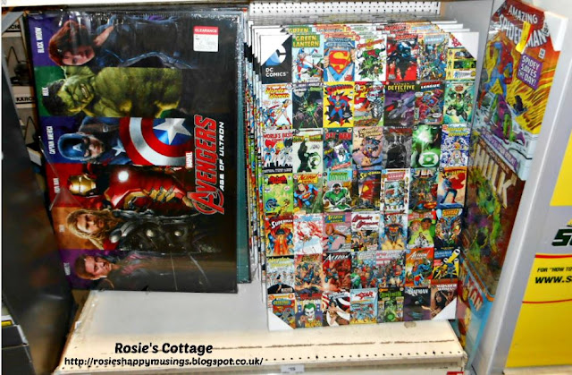Marvel Avengers Canvas