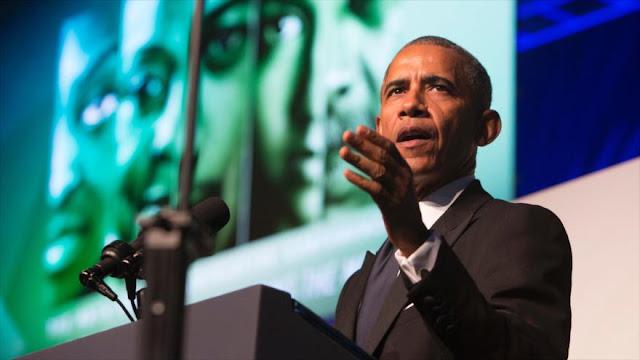 Obama: no votar a Clinton sería un insulto personal a mi legado