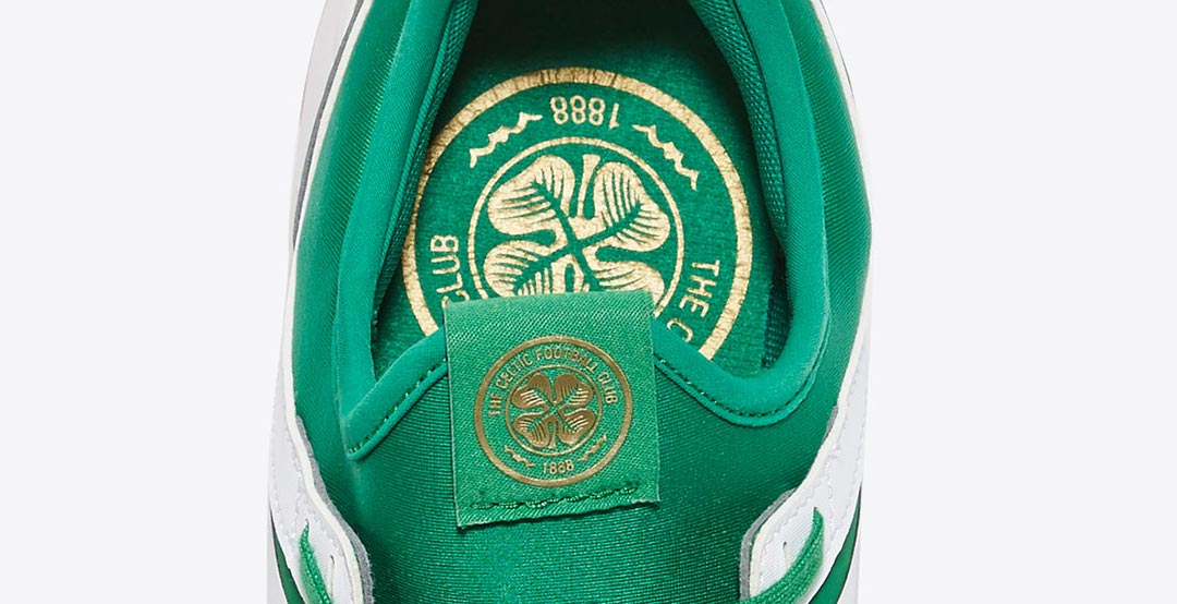 053f713b3 Scottish Premiership club Celtic FC and New Balance this week released  their first collaborative trainer, the NB x CFC 247 sneaker.